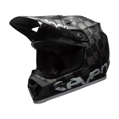 CASQUE BELL MX9 SEVEN CHECKMATE
