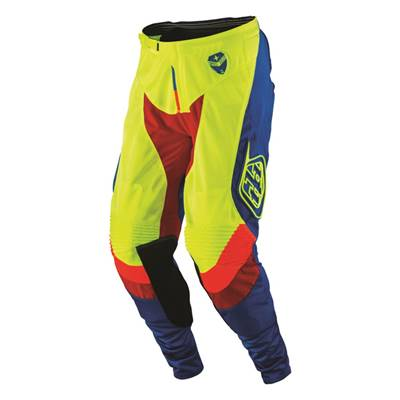PANTALON TROY LEE DESIGNS SE AIR CORSA JAUNE