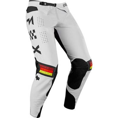 PANTALON FOX FLEXAIR RODKA LIGHT GREY