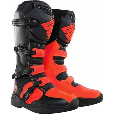 BOTTES SHOT X11 ORANGE FLUO