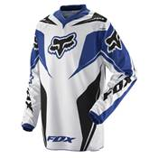 MAILLOT FOX RACING HC RACE BLEU