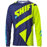 MAILLOT SHIFT 3LACK MAINLINE JAUNE