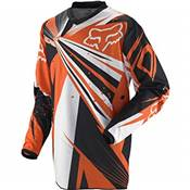 MAILLOT FOX RACING HC UNDERTOW ORANGE