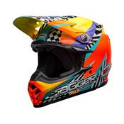 CASQUE BELL MOTO-9 MIPS TAGGER