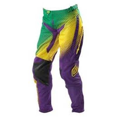 PANTALON TROY LEE DESIGNS GP AIR VERT VIOLET