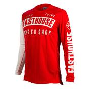 MAILLOT FASTHOUSE BLOCK L1 ROUGE