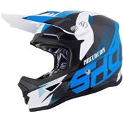 CASQUE ENFANT SHOT FURIOUS ULTIMATE BLEU