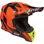 CASQUE AIROH AVIATOR 2.3 BIGGER ORANGE MAT