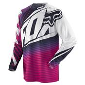 MAILLOT FOX RACING 360 ENTERPRIZE ROSE
