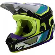 CASQUE FOX V1 TRO MULTICOLORE