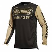 MAILLOT FASTHOUSE GRINDHOUSE STRIKE NOIR KHAKI