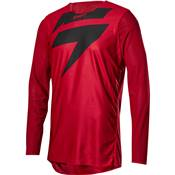 MAILLOT SHIFT 3LUE RISEN DARK RED