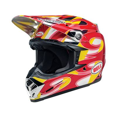 CASQUE BELL MOTO 9 MIPS MC REPLICA