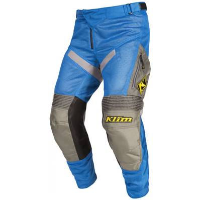 PANTALON KLIM MOJAVE IN THE BOOT BLEU