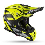 CASQUE AIROH AVIATOR 2.3 GREAT JAUNE MAT
