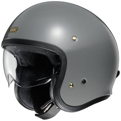 CASQUE SHOEI JO RAT GREY