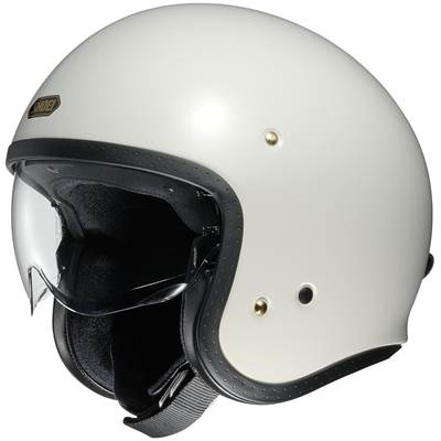 CASQUE SHOEI JO OFF WHITE