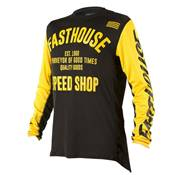 MAILLOT FASTHOUSE FASTLINE CLASSIC JAUNE