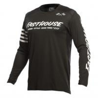 MAILLOT FASTHOUSE RAVEN NOIR