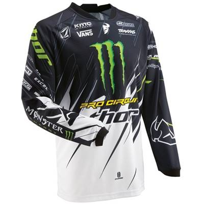 MAILLOT THOR PHASE PRO CIRCUIT MONSTER